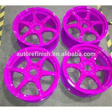 Plastic lacquer dip peelable Rubber Paint/spray paint for car rim/plasti dip in car /