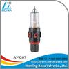 needle valve flow control