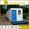 Prefab Green One Bedroom Modular Homes with Furnishing