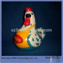 cheap plastic farm animal toy/zoo animal set toy