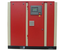 75kw 100hp 8/10/13bar heavy duty electric screw air compressor for sale