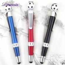 Novelty design football fan first choice cool stylus pen