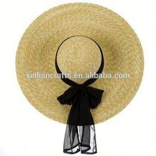 Free sample farmers wide brim straw hats
