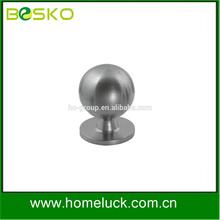 Wholesale toilet door knob stainless steel control wheel knob factory