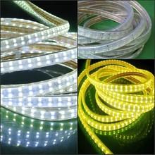 2014 new design smd 5050 flexible double line led strip hot sale led application