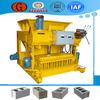 Small investment big profit concrete mobile concrete hollow block making machine QMY6-25
