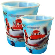 Lenticular 3D Plastic Cup