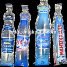 custom shape colorful printed plastic bag packaging water