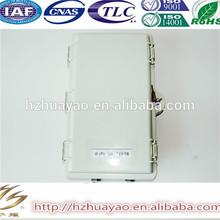 outdoor cold welding optical fiber termination box& ftth optical fiber splitter&optical fiber distribution box