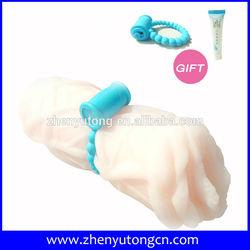Free Gift 2014 Newest Design and Best Sales Flesh Tender Skin Real Life Size Real Skin Feeling Waterproof Penis Massage