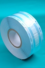 Medical disposable Hairdressing Articles sterilization 3D wrapped reel