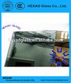 Cuarto de baño 3-6mm espejo de plata con el certificado iso