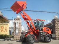 ZL20 mahindra front loader 2t capacity HZM920