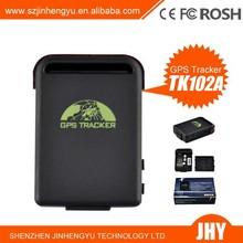 Realtime Car/Vehicle GPS/GSM/GPRS Tracker TK102-A gps pet tracker