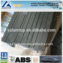 shipbuliding aluminium sheet plate 5083 h116 h11 with ABS DNV LR