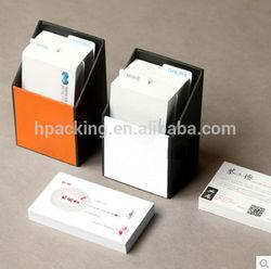 cardboard business card holder HDP824