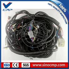Hitachi excavator electric cab/inner wire harness 0001835 0001836