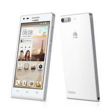 Original Qualcomm Snapdragon Quad Core 1GB+4GB 4.5 Inch 960*540P IPS Screen 8.0MP Camera huawei G6 Android 4.3