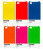 Clip-on-Case Hard Case + Construction HD IMD Printing High Risk Red & Navy blue pantone case for iPhone & iPad