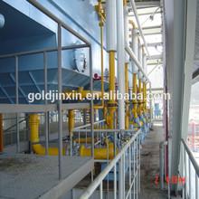 Vacuum evaporation high technology cotton seeds oil production line