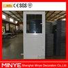 Factory cheap decorative aluminum doors/casting aluminum doors/aluminum doors exterior