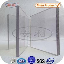 ANLI PLASTIC uv polycarbonate used sunroom