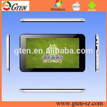Chine fabricant moins cher 7 polegada Allwinner A23 sexe puissance tablet pour android tablet avec grande batterie 3000 mAh