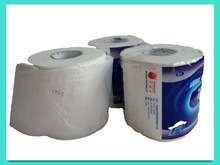 125g virgin wood pulp 3 ply toilet paper rolls