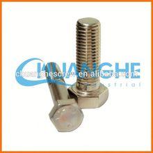 High quality! wheel hub titanium bolt made in china