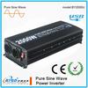 CE ROHS pure sine wave inverter,2000w intelligent dc/ac power inverter