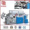 advanced restaurant paper box glue machine with CE standard