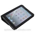 "Black PU Flip Folio Slim Lichee Pattern Leather hard Case Cover shell for Apple Ipad MINI 4th 7.85"""