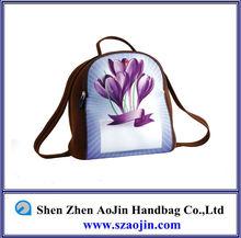 novelty wholesale cartoon nice fashionable school picnic bags for teens