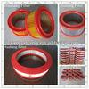 Fiberglass filter material pu performance air filter element cartridge