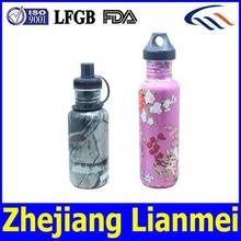 SGS certificated 24712 400ML Portable Aluminum Bottle / Sport Aluminum Water Bottle