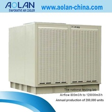 Aolan Industrial air cooler l Top discharge l AZL50-LS32A l airflow 50000 l 3 phase, 2 speeds