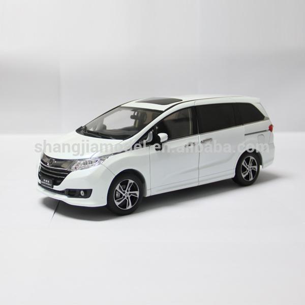 Honda Diecast Model Cars 1:18 Honda Odyssey Diecast Car