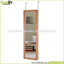 New design Canadian style wooden color vaneer bedroom cabinet