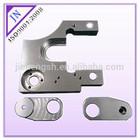 CNC complex machining parts fabrication
