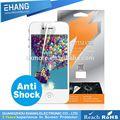 Venta al por mayor del accesorio del teléfono celular antichoque para blackberry 9300 protector de pantalla