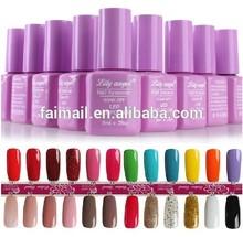 New Product Source manufacture Unique bottle private label cosmetics nail enamel