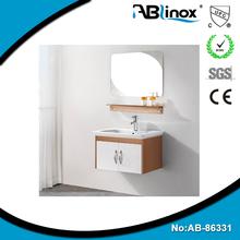 Easy to clean ABL cheap bathroom vanity sets
