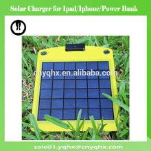solar power universal outdoor 12v 5w solar panel for mobile phone