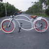 Made In China New Design 26 Inch Aluminum Frame Chopper Bike
