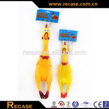 Squeaky Latex Dog Toy Animal, Vinyl Plastic Toys, Latex Chicken Toys