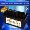 12v rate auto batteries / 12v auto starter battery for car/ 12vsuper start auto batteries