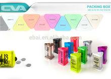 ebai eva-6000 ,rubber power bank, mobile rechargeable battery