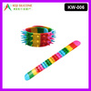 Silicone Necklace,Colorful Rubber Band,Fashion Girl Items