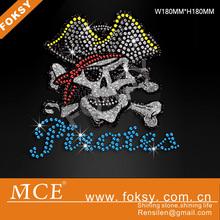 hot fix skull and crossbones motif