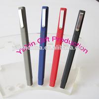 New Design Promotional Plastic Material Square Ball Pen